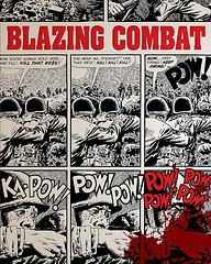 Blazing Combat cover