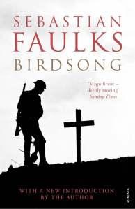Cover of Sebastian Faulks' Birdsong